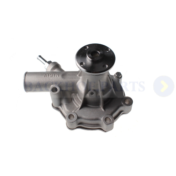 Water Pump with Gasket MM409301 for Mitsubishi Tractor MT180 MT210 MT470 MT1401 MT1601 MT1801 MT2001 MT2201 MT2300