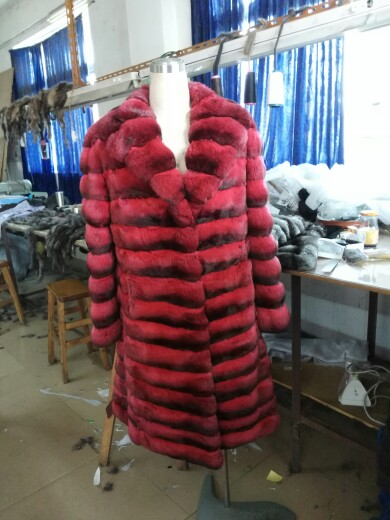 arlenesain-custom-bright-red-chinchilla-fur-long-coat-359