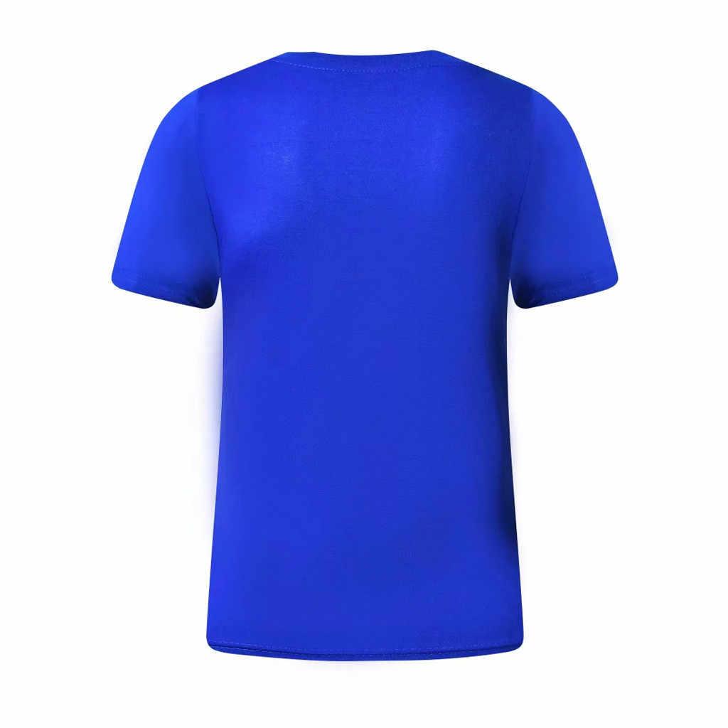 Camiseta Casual de moda de verano para hombre de feitong Camiseta de manga corta con estampado cómodo camisetas de diseño de blusa de marca de impresión # y40
