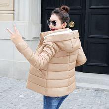 New  Women 2018 Winter Jacket
