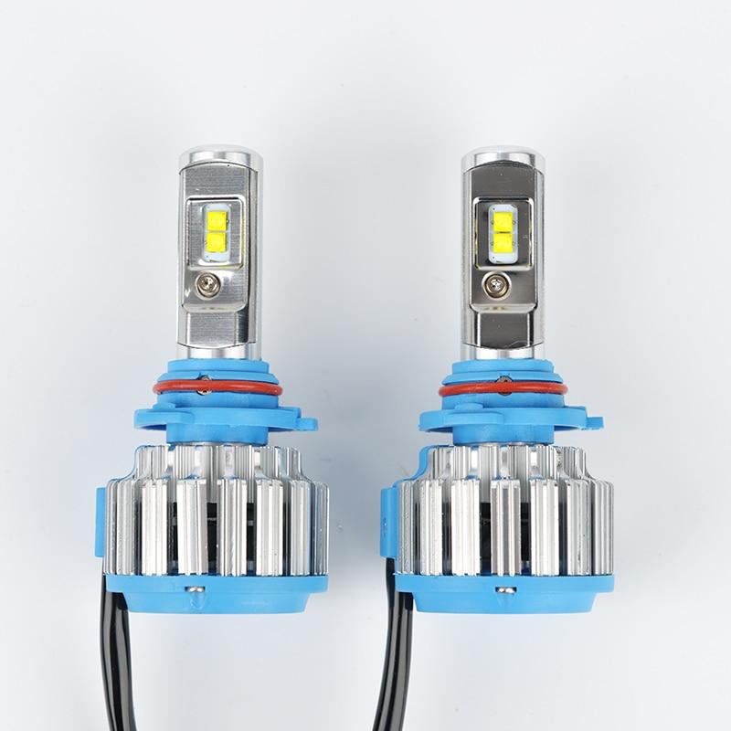 Car Lights Lddczenghuitec H4 H7 H1 H3 Car Led Headlight High Power Auto H4-3 Hi/lo Hb2 9003 High Low 40w X2 White 6000k Bulb Repalcement Car Headlight Bulbs(led)