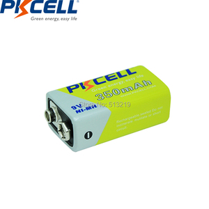 Image 4 - 2x NIMH 9Vเครื่องวัดอุณหภูมิแบตเตอรี่250MAH 6LR61 E22 MN1604 MN1604 9Vสำหรับไมโครโฟนเครื่องโกนหนวดไฟฟ้าDVDของเล่น