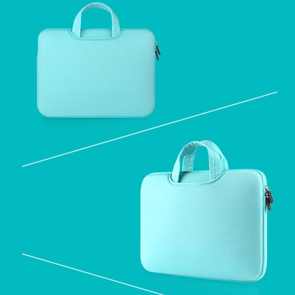 1 шт. универсальная сумка для ноутбука чехол сумка Противоударный ноутбук чехол для MacBook Air Pro hp Dell lenovo 11 13 14 15 дюймов