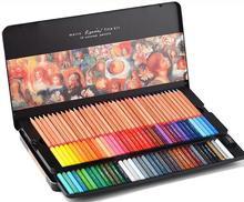 Marco Raffine Artist 72 100 Color Pencils Set lapices de colores profesionales Crayons Colouring Drawing Pencils Set Wholesale
