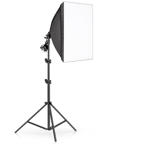 Photography Softbox Lighting Kits 50x70CM Professional Continuous Light System For Photo Studio Equipment Pakistan