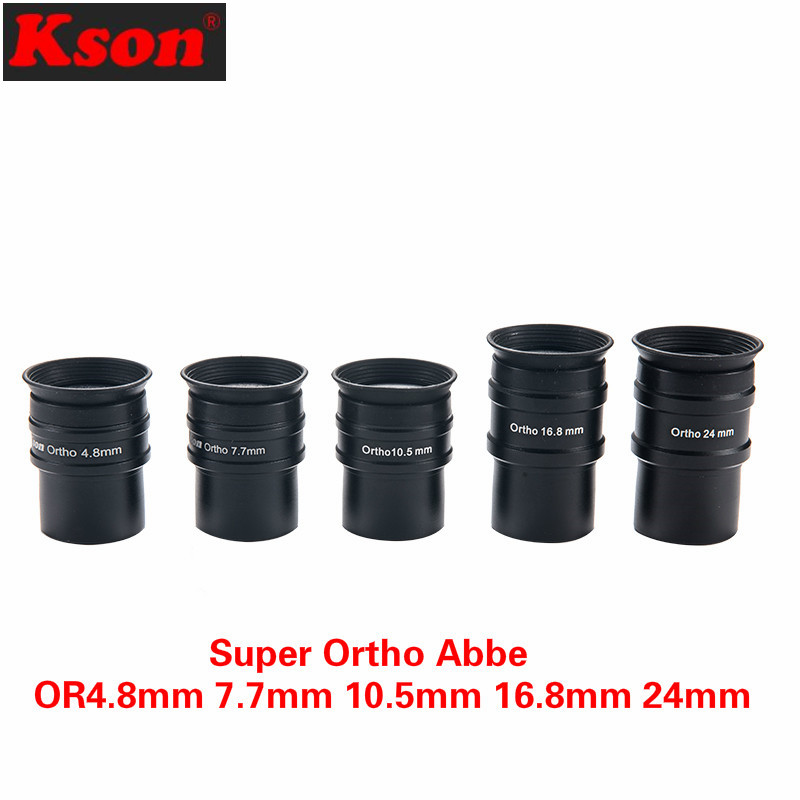 Kson Abbe Ortho Super Eyepiece OR4 8mm 7 7mm 10 5mm 16 8mm 24mm Full Multi