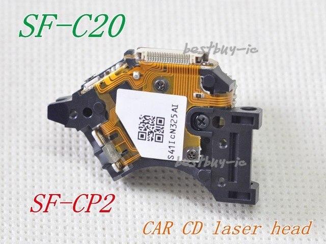 20 pcs SF C20 cd 레이저 광 픽업 CDM M6 시리즈 자동차 오디오 cd 탐색 레이저 헤드 SF C20 c20 cp2 SF CP2