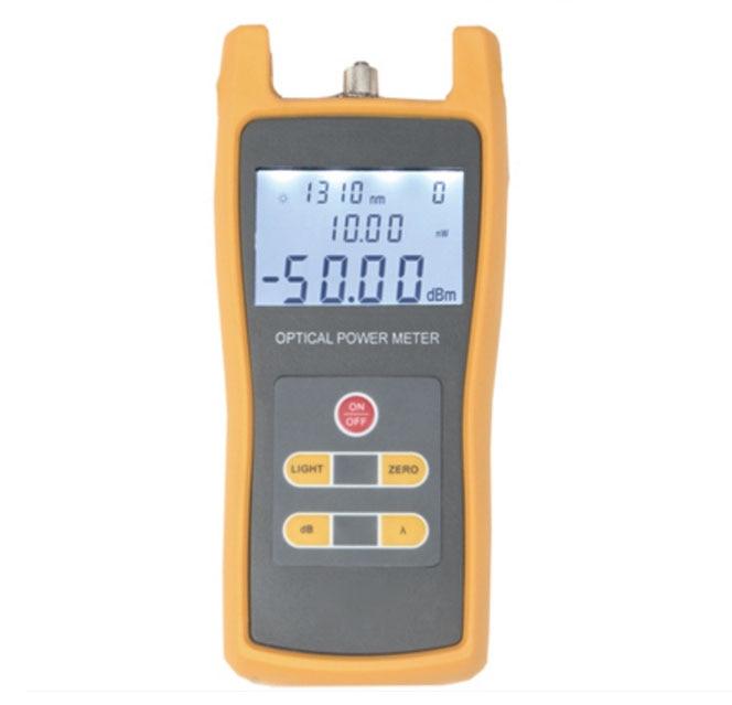 FPM100B Handheld Optical Power Meter -50 ~ +26dBm, Single mode, multimode