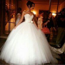 MZY0321 Neuer Schatz Perlen Tüll Ballkleid Brautkleid Brautkleid Prom Deb Vestido De Noiva Nach Maß