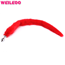 750 мм длинные buttplug prostata массаж анальный фаллоимитатор эротические игрушки анальная пробка хвост гей секс-игрушки для мужчин девушку кот хвост анальный плагин лисий хвост