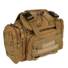 Fishing Bag Outdoor bag Multifunction Fishing Lure Bag Waist Pack Handbag Shoulder Bag Fishing Tackle