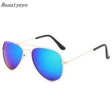 Дети солнцезащитные очки прекрасный для мальчиков и девочек детская Глаза протектор Синий Серебряный дети очки Для мужчин и wo Для мужчин солнцезащитные очки