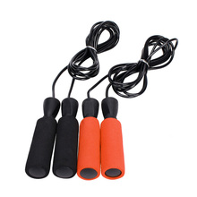 Fitness Skipping Rope Speed Jump Rope Soft Handle Boxing Exercise Workout Gym Accessories B2Cshop
