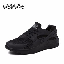 Fashion Couple Design Men Casual Shoes Breath Air Jogging Shoes Fitness Autumn Men's Trainer Chaussure Femme Zapatillas Hombre