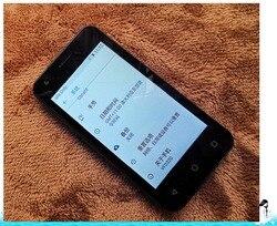 Сенсорный экран ЖК-дисплей шлейф камер рамки для VODAFONE SMART C9 VFD320