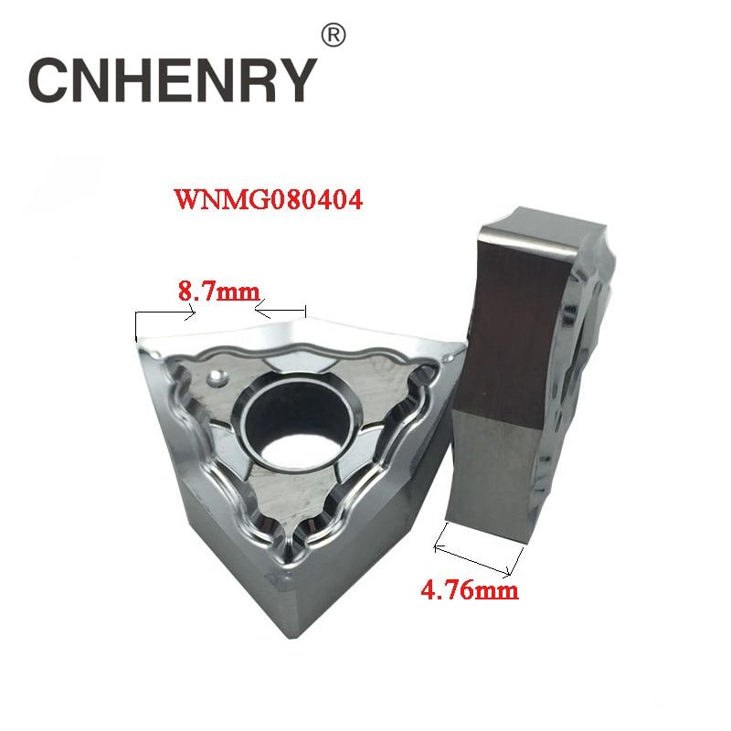 CNC eszterga-alumínium-keményfém betétek WNMG080404 - Szerszámgépek és tartozékok - Fénykép 3