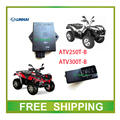 linhai CDI box 8pins 250cc 300cc 250T-B 300T-B motorcycle atv parts accessories free shipping
