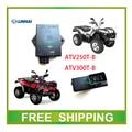 linhai CDI box 8pins 250cc 300cc 250T-B 300T-B motorcycle atv parts accessories free shipping