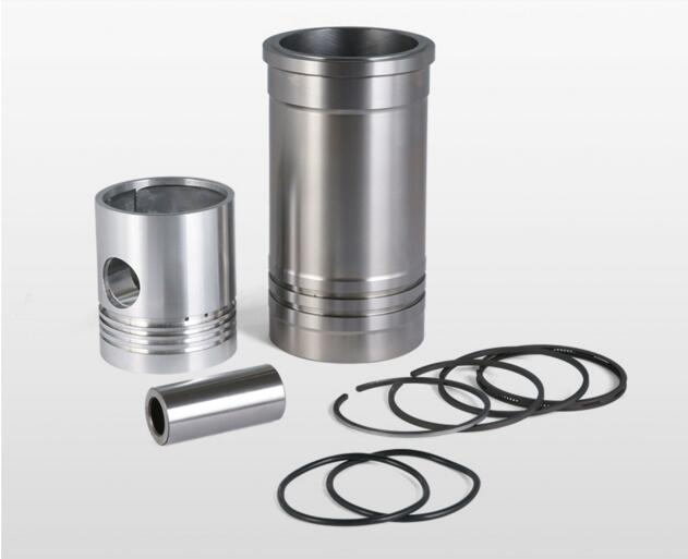 Changchai single cylinder engine repair kit, the set of piston, liner, piston pin, piston rings, water sealing rings etc quanchai qc4102t52 parts the set of piston and piston rings part number 4102qa 03001