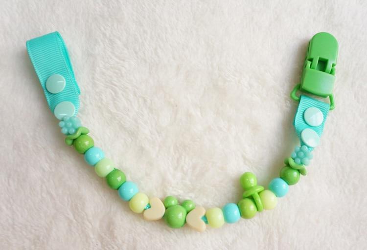 MIYOCAR Dziecko bezpieczne kolorowe zabawne koraliki ręcznie - Karmienie - Zdjęcie 6