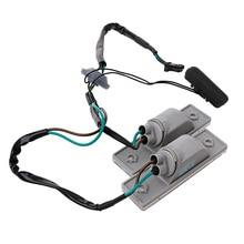 2 шт Кнопка прочный профессиональный для Chevrolet Cruze 2009- светильник вес багажник номерной знак светильник переключатель назад