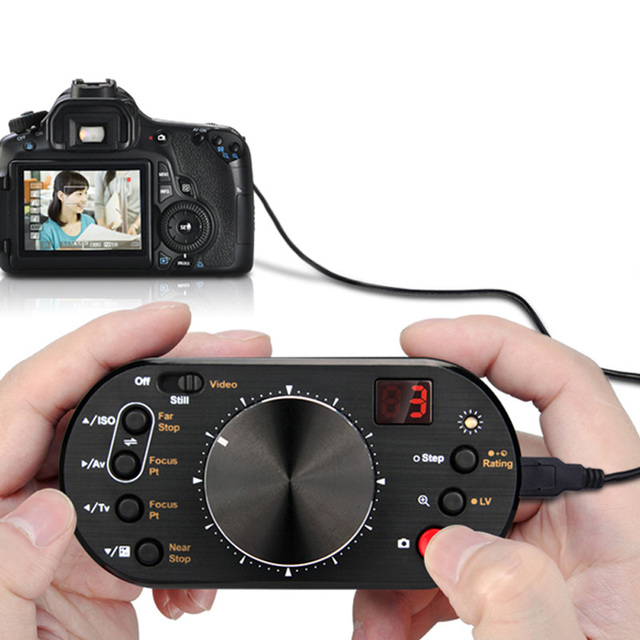 Aputure V Control USB Follow Focus Controller Lens Controller UFC 1S ...