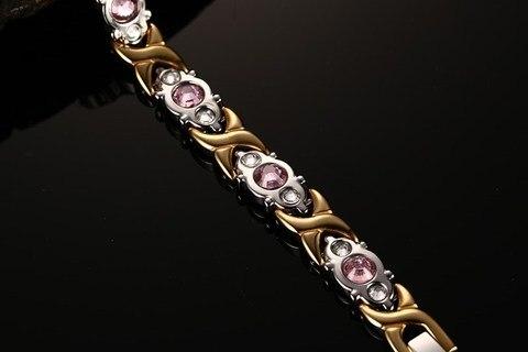 Модный браслет золотого цвета для женщин высококачественные