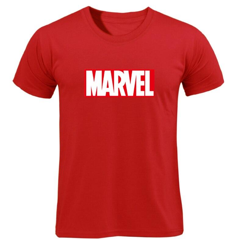 MARVEL T-Shirt 2019 New Fashion Men Cotton Short Sleeves Casual Male Tshirt Marvel T Shirts Men Women Tops Tees Boyfriend Gift 31