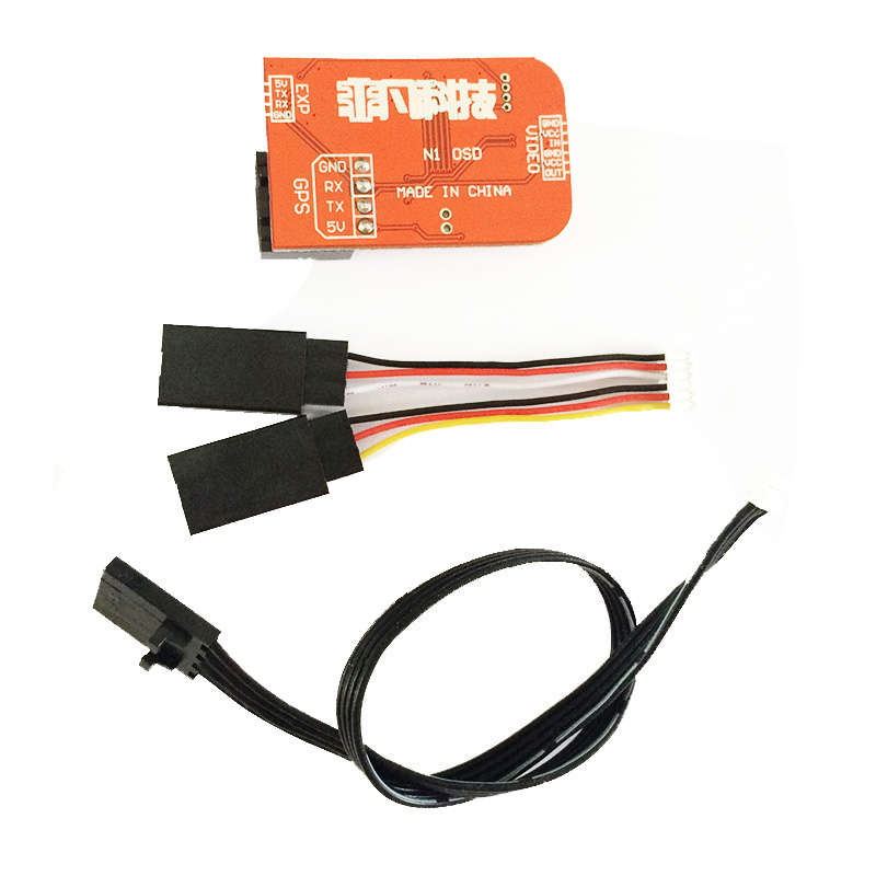 A Mini FPV Flight Controller N1 OSD Module For DJI NAZA V1 V2 NAZA Lite GPS #69216 цена