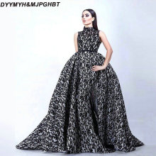 DYYMYH&MJPGHBT Robe Soiree Dubai Evening Dresses with Gowns