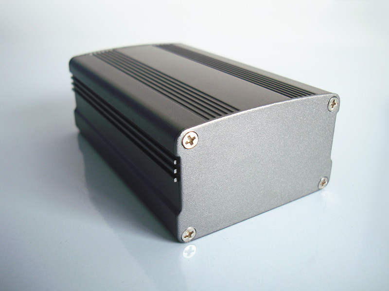 Aluminum enclosure 64*38*100mm DIY PCB Project box Power battery shell Chassis shell desktop electronics enclosure globe shaped aluminum shell precise compass