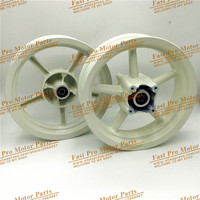 Front And Rear 2 75 12inch 3 50 12inch Vacuum Wheels Rims Fitting For Monkey Bike