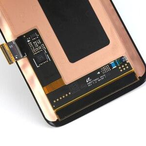 Image 5 - サムスンS8 液晶、収入とスーパーamoledフレーム用のタッチスクリーンアセンブリとサムスンG950 G950F液晶画面 100% テスト