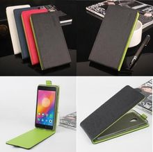 Высокое качество хит цвет explay свежий case luxury pu кожа case для Explay Fresh Открыть Вверх и Вниз Черный Белый Розовый Цвет