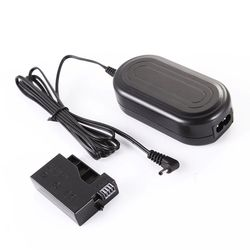 ACK-E8 AC Battery Charger Power Adapter for Canon EOS 550D 600D 650D Kiss X6i Rebel T4i T2i