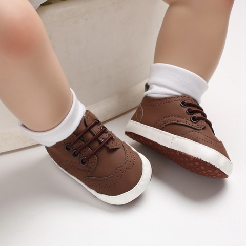 Spring Boys Shoes 0-18M Newborn Baby Shoes PU Strap Fashion Cotton Boys Shoes First Walker Casual Toddler Prewalker Islamabad