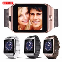 GETIHU Smart Watch DZ09 Digital Wrist With Men Bluetooth Electronics SIM Card Sport Smartwatch For IPhone