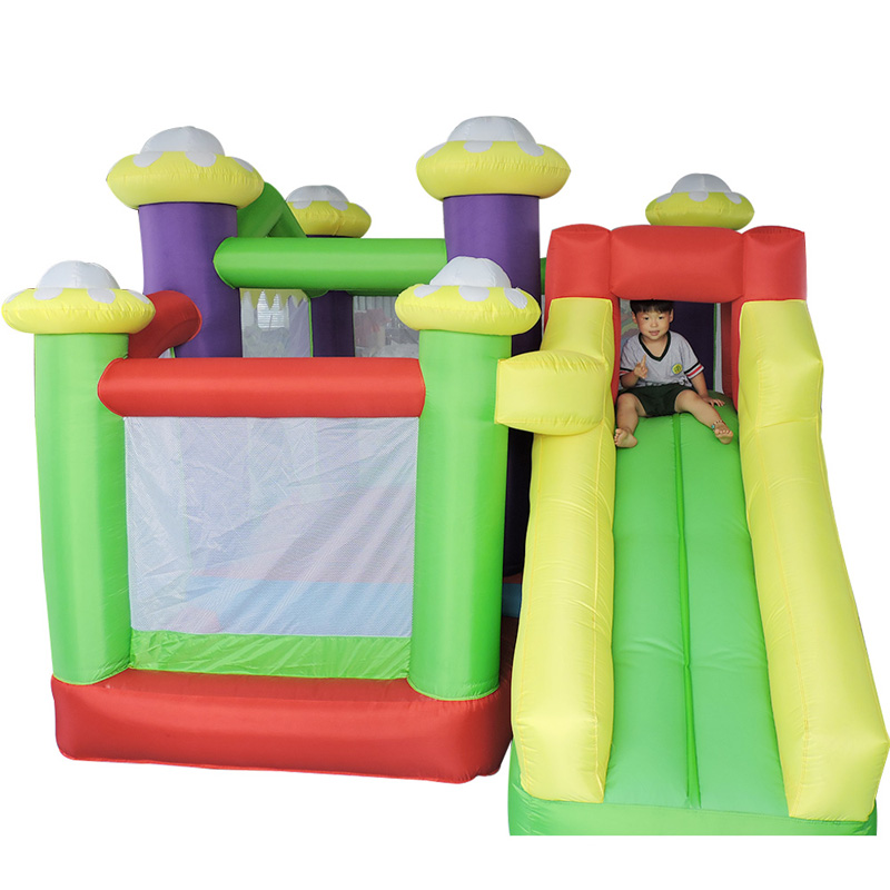 YARD Good Quality Residential New Inflatable Jumping Castles Jumping House Inflatable Castle with Slide Combo for Sale yard residential inflatable bounce house combo slide bouncy with ball pool for kids amusement