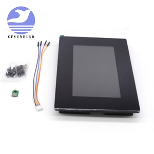 "Image 4 - 7.0"" Nextion Enhanced HMI Intelligent Smart USART UART Serial TFT LCD Module Display Capacitive Multi Touch Panel w/ Enclosure"
