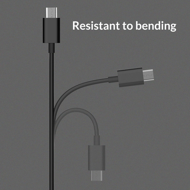 2018 New ORICO Micro USB Cable 3A Fast Charging USB Data Charger Cable Mobile Phone Cable for Samsung Xiaomi LG Huawei Android Phone Online