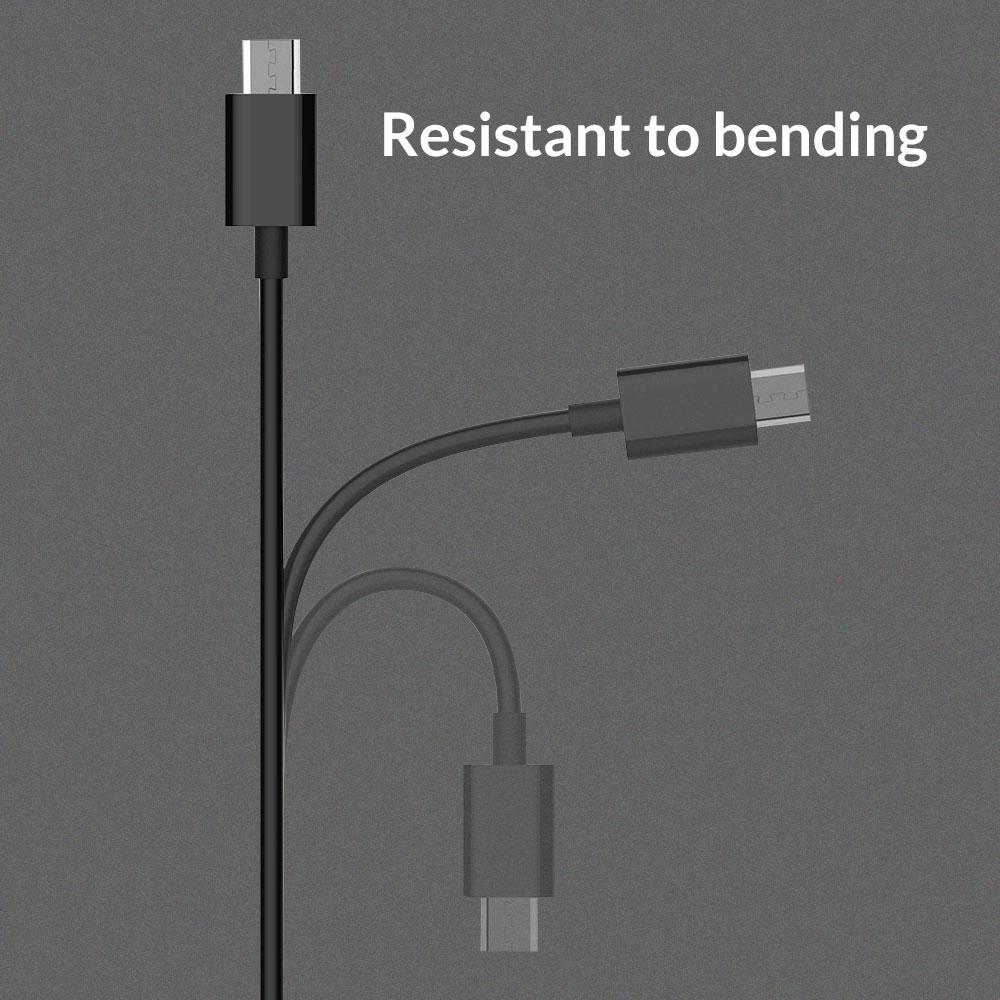 ORICO Mikro USB Kablosu Hızlı Şarj Android USB Data Sync Şarj - Cep Telefonu Yedek Parça ve Aksesuarları - Fotoğraf 3