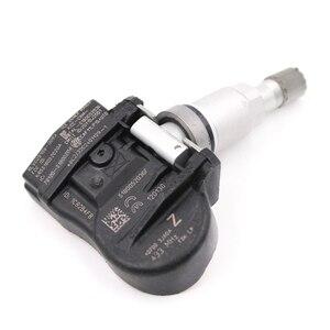 Image 5 - 4 pcs/lot 40700 3JA0A 40700 3JA0B New TPMS Sensor Tire Pressure Monitor Systems For Nissan Infiniti 407003JA0A 407003JA0B Car