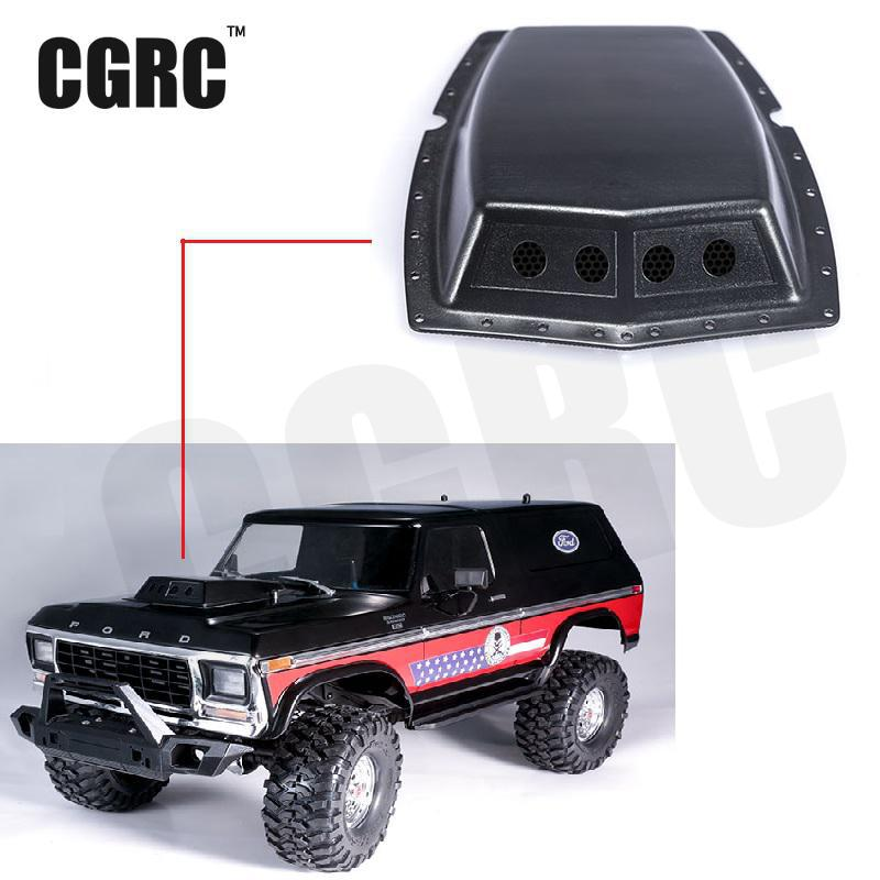 Simulation Hood Intake Air Inlet For Traxxas New Ford Bronco RC Crawler Car hpi king 1973 ford bronco