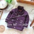 Одежда для младенцев дети свитер кардиган младенцы верхняя одежда мальчик вязание пальто дети куртки