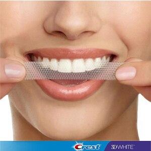 Image 5 - שיניים הלבנת לבן רצועות 3D לבן לוקס מקצועי אפקט 5 תיבת 200 WhiteStrips היגיינת פה שיניים הלבנת רצועות