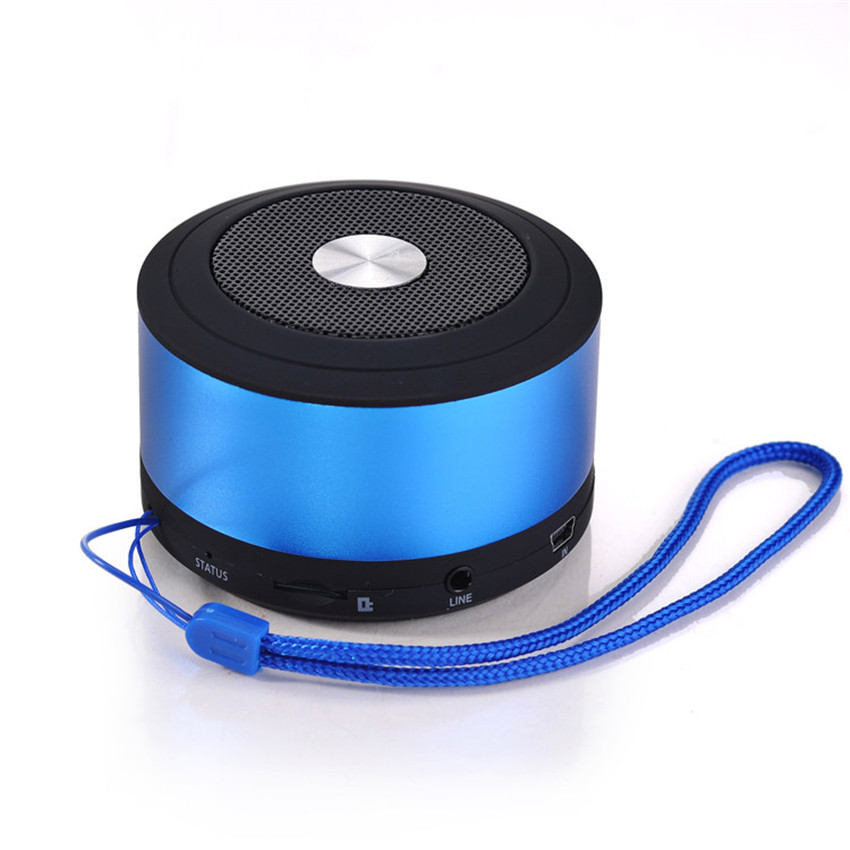 High Quality Super Bass Speaker Support TF Card Portable Bluetooth Speaker for Outdoor Bic