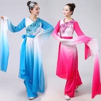 Ancient Chinese Costume Hanfu Cosplay Traditional Chinese Folk Dance Costumes Women Hanfu China National Costumes S 4XL DWY1326