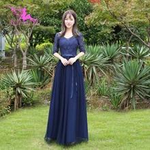 AIJINGYU 2021 2020 sexy di cerimonia nuziale del partito della damigella donore abiti da sposa corto vestito convenzionale BN908