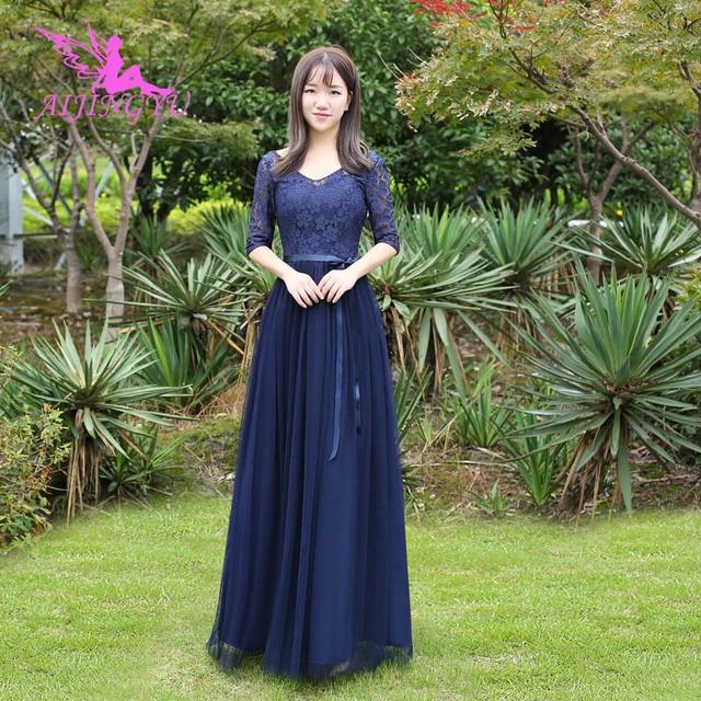 AIJINGYU 2021 2020 sexy wesele sukienki druhen krótka suknia BN908