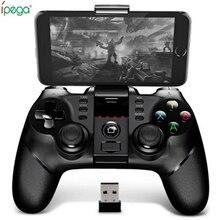IPega PG-9076 9077 беспроводной Bluetooth геймпад 2,4G кронштейн Джойстик Android Win игровая консоль для смартфона PS3
